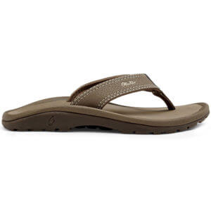best men's flip flops with arch support