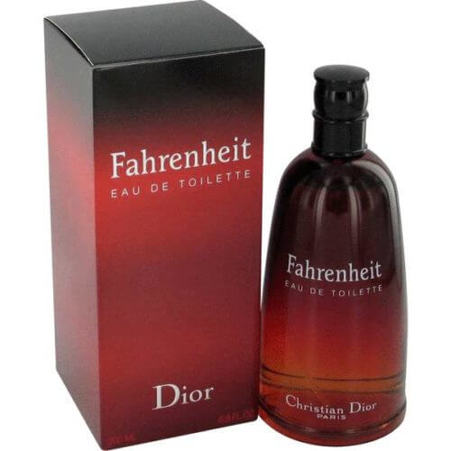 Fahrenheit By Christian Dior For Men - best mens cologne of all time