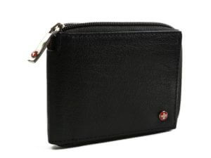Alpine Swiss Zip Around Wallet