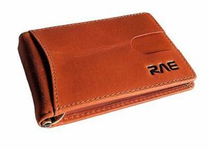 RAE Soft Grain Leather Wallet