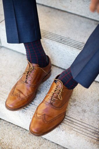 brogues'- mens guide to classic shoes